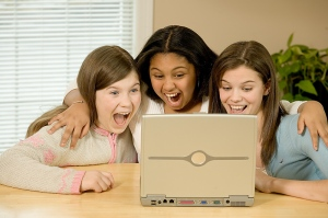 3 teens social networking