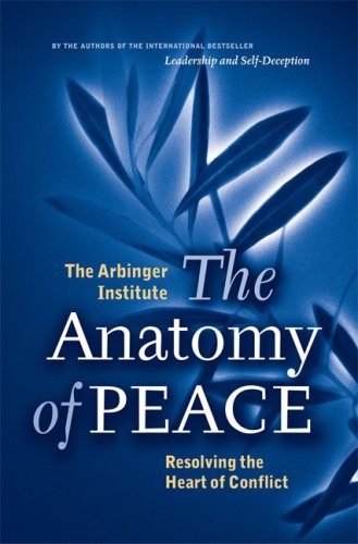 Cover of the book Anatomy of Peace