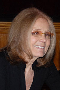 Gloria Steinem in 2008