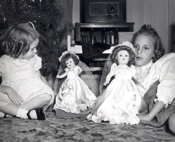 Bride dolls for christmas