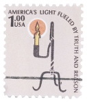 "1979 Commemorative ""Americana"" series stamp"