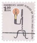 "1979 Commemorative ""Americana"" series stamp"