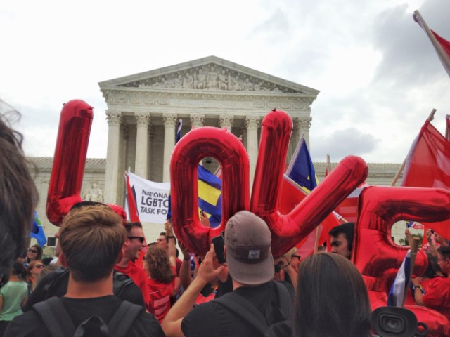 Supreme court Love